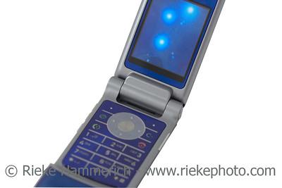 open mobile phone - modern style - adobe RGB