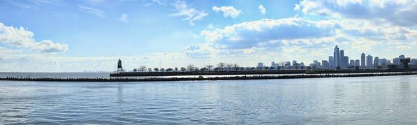 Chicago Skyline - 2012