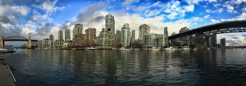 Vancouver, B.C. - 2013