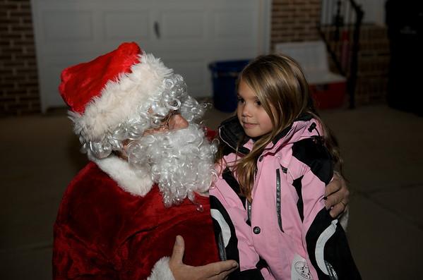 FO Christmas 2011