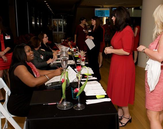 Go Red for Women 2011 Charlotte