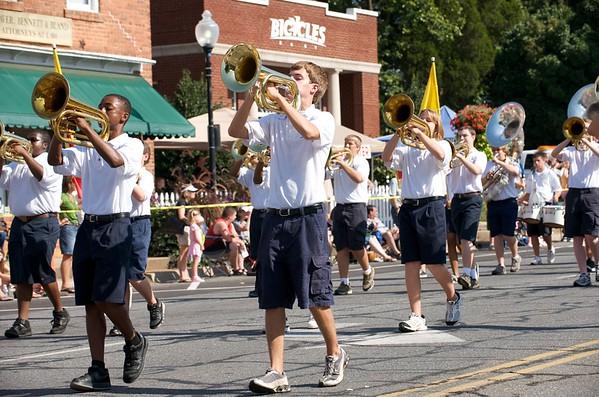 Matthews Alive Parade 2009