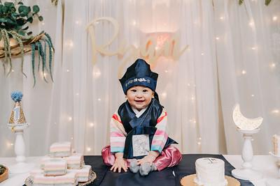 Ryan 1 Year Celebration