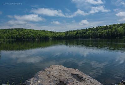 Boston Lot Lake, Lebanon, NH