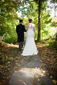 Wedding of Jena Crispo and Nathan Reel (Oct 2014)