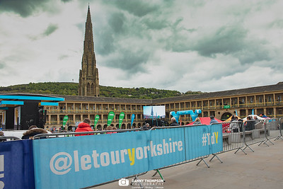 Halifax -Tour de Yorkshire 2019 - Peice Hall - Danny Thompson Photography-10