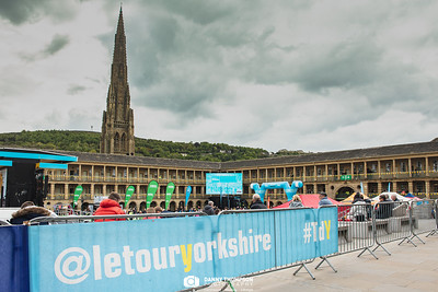 Halifax -Tour de Yorkshire 2019 - Peice Hall - Danny Thompson Photography-9