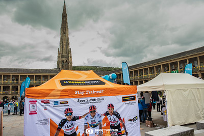 Halifax -Tour de Yorkshire 2019 - Peice Hall - Danny Thompson Photography-12