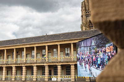 Halifax -Tour de Yorkshire 2019 - Peice Hall - Danny Thompson Photography-26