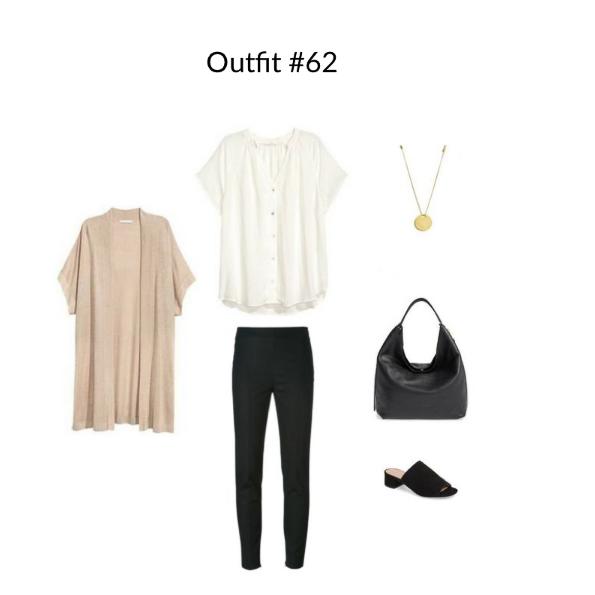 French Minimalist Capsule Wardrobe Summer 2017