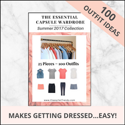 Summer Essentials Capsule Wardrobe