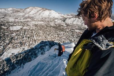 Baker Boyd, Shadow Mountain, Aspen