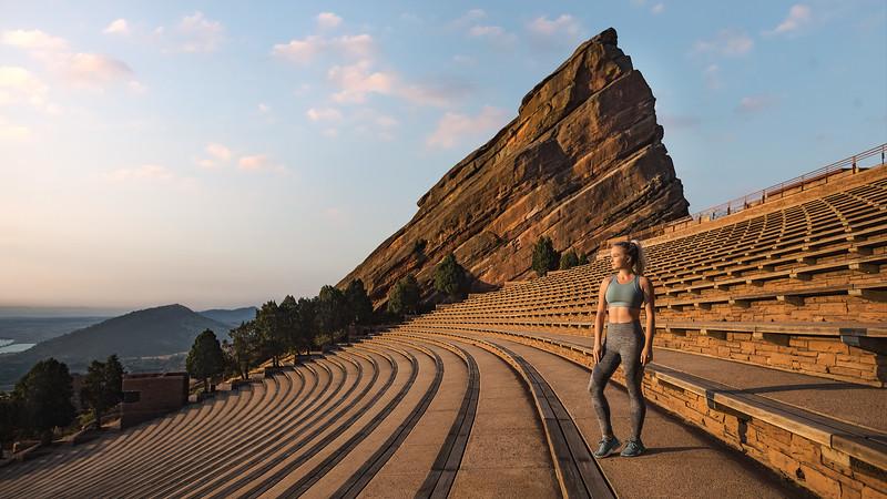 Red Rocks Amphitheater; Denver, CO