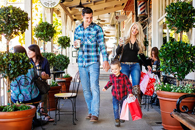 Shopping in Historic Folsom