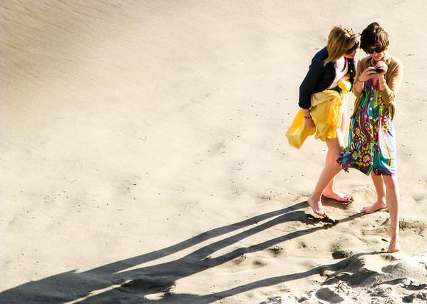 Girls on Film, El Matador Beach, Malibu, California
