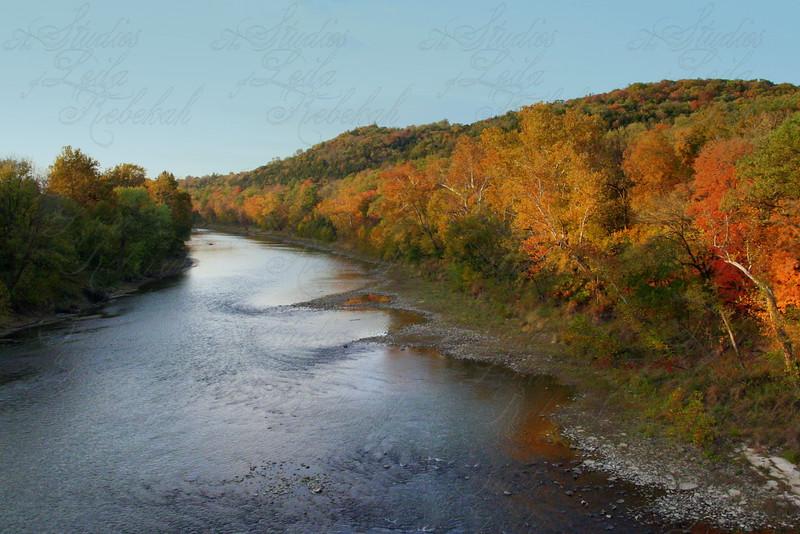 Meramac River, MO