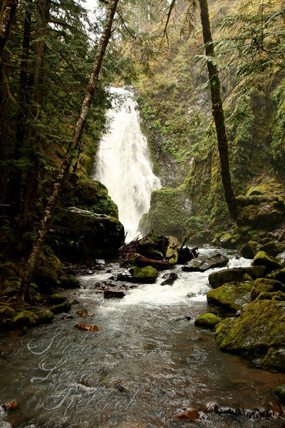 Susan Creek Falls
