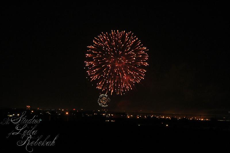 Week 27-Fireworks