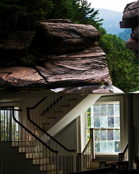 Tannersville, NY, 2007/ Schenectady, NY 2007. 2008.