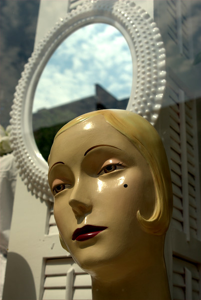 Mannequin, Troy, NY. 2008.