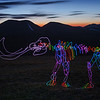 Mammoth in Tundra
