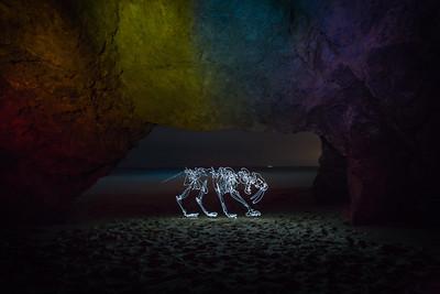 Bioluminescent Sabertooth