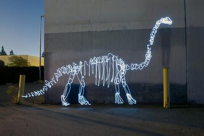 Brachiosaurus I