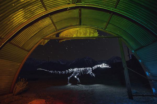 Sierras Allosaurus