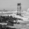 Salsbury North Jetty ~ Nor'Easter