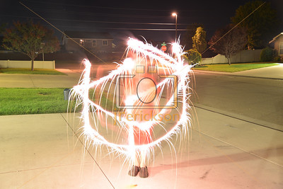 Light Painting Boise Bday 6