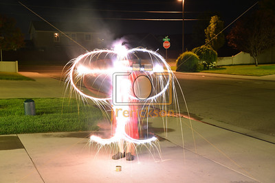 Light Painting Boise Bday 5
