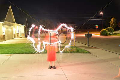 Light Painting Boise Bday 7