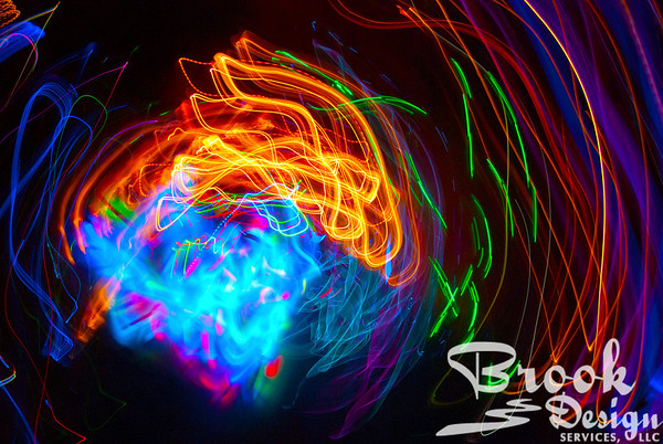 Lightpaintings capture the energy of myself and others dancing to the music. The color swirls create a visual representation of the audio/full-body/mind experience.