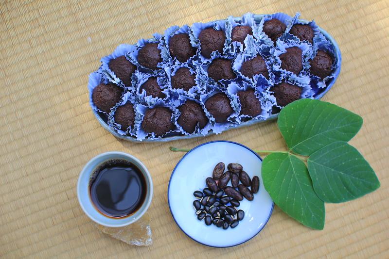 Velvet bean's chocolate