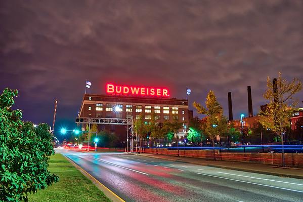 Anheuser-Busch Brewery