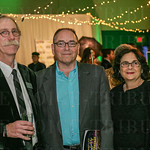 Jay Klempner and Jim and Selma Potash.