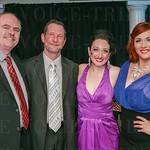 Rick Cain, John Speneer, Lauren McCombs and Jessica Adamson.