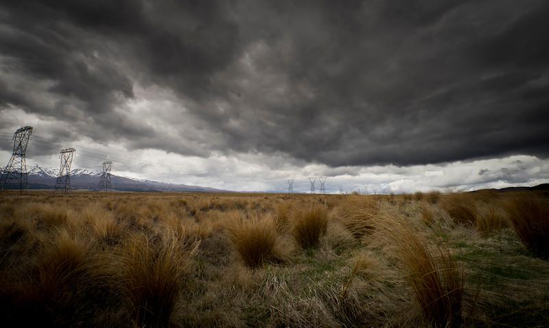 Desert Rd NZ