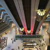 San Francisco Hyatt atrium from above