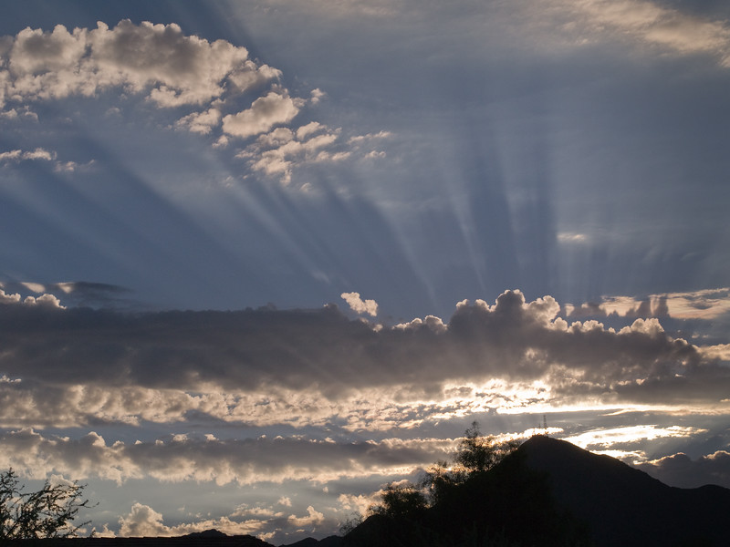 McDowell sunrise