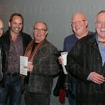 Mark Fredo, Kirk Nelson, Rick Milburn, Kent Epler and Frederick Foster.