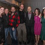 Katie Nuss, Chris Hungerford, Jason McKee, Douglas Gibson, Lauren McCombs, Jason Cooper, Susan Crocker, Ben Gierhart and Mike Moser.