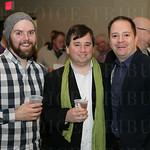 Mark Corley, Tim McCall and Scott Schaftlein.