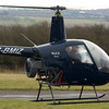 15th February 2009. Robinson R22 G-BMIZ operated by Castlehill Aviation at Fife Airport, Glenrothes.
