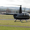 G-WWOW<br /> Robinson R44<br /> Fife AIrport, Glenrothes.<br /> 15th February 2009