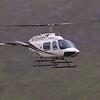 OO-GEA<br /> Bell 206 Jetranger<br /> Glen More, Isle of Mull<br /> 13th June 2013