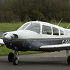 G-BGKS<br /> Piper PA28 Cherokee Warrior II<br /> Fife Airport, Glenrothes<br /> 4th April 2015