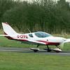 G-CFPA<br /> CZAWSportscruiser<br /> Fife Airport, Glenrothes<br /> 4th April 2015