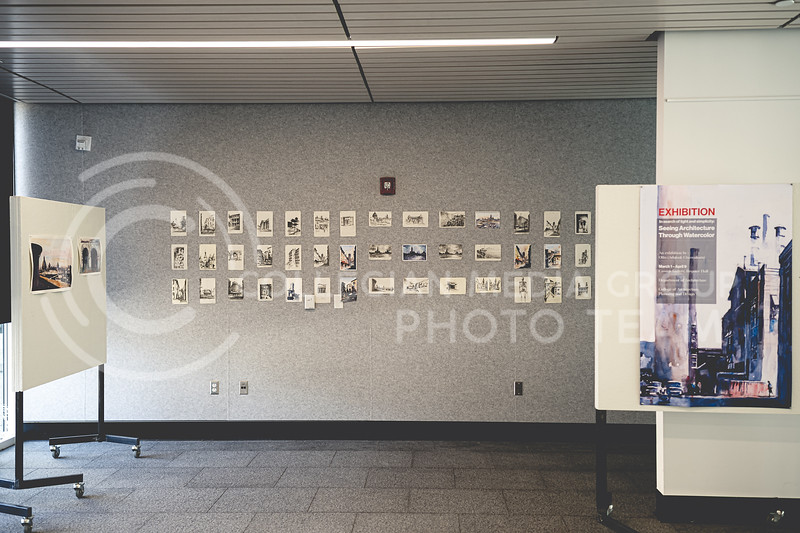 """""""In search of light & Simplicity"""" March 1 – April 9 in the Cassias Gallery, Regnier Hall on the K-State campus. The exhibit is free and open to the public 9am-5pm weekdays. An exhibition by Otto (Adulsak Chanyakorn). Dylan Connell 