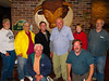 Turkey Run State Park, Indiana Group - October 2010    <br /> <br /> Front: Don Plocher, Mark Rasmussen  <br /> Back: Bill West, Bob Grove, Paul Riewerts, Jay Brooks, Mary Anderson, Alvin Riesbeck